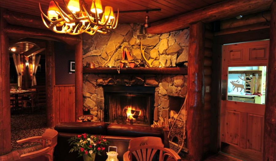 Baker creek bistro fireside