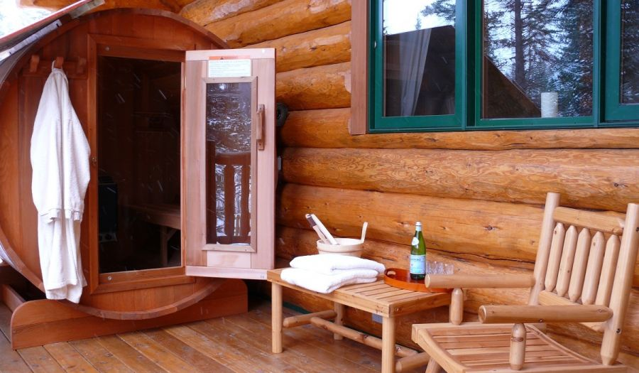 Maple Sauna